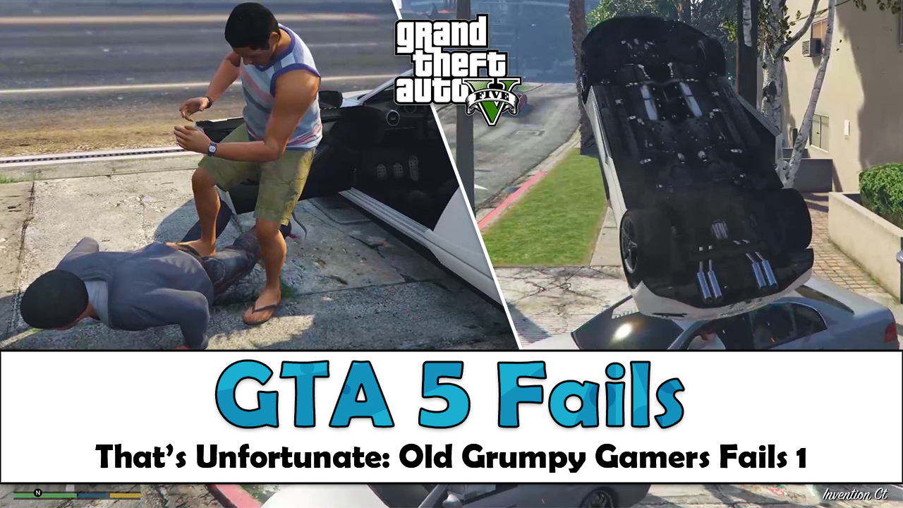 Videos and Guides for Grand Theft Auto - Old Grumpy Gamers