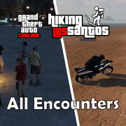 Every encounter on a live GTA Online Server