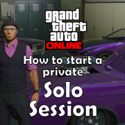 GTA Online Solo Session on Xbox, PS4 and PC in 2020